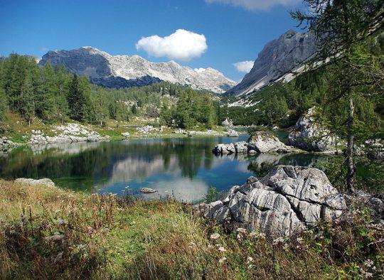 Slovénie - Massifs du Triglav et des Alpes Carniques