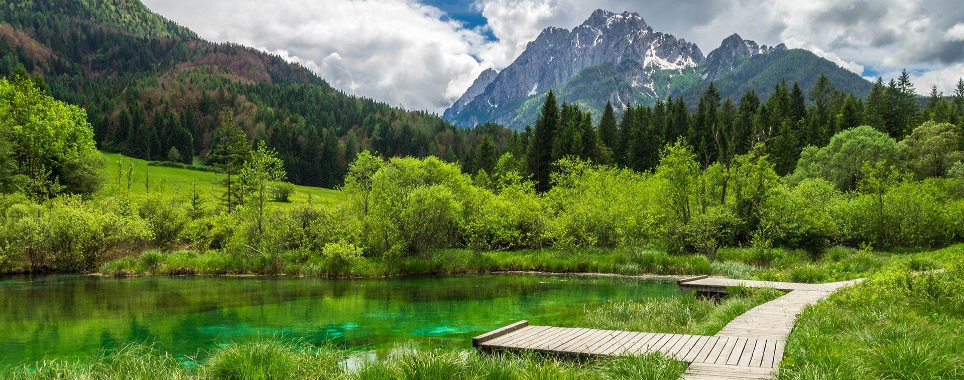 Slovénie - Découverte du Triglav - Vallées de la Soca et de Voje - Les matins du monde