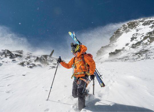 Mêler ski et alpinisme dans le massif de la Bernina - Les matins du monde