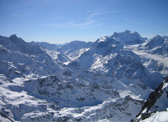 Ski de randonnée entre Verbier et Zermatt - Les matins du monde