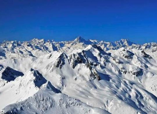 Oberalpass - Oberwald - Les matins du monde