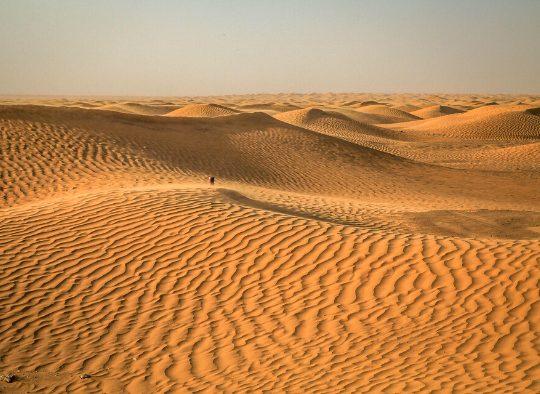 Tunisie - Retraite au désert de la Tunisie