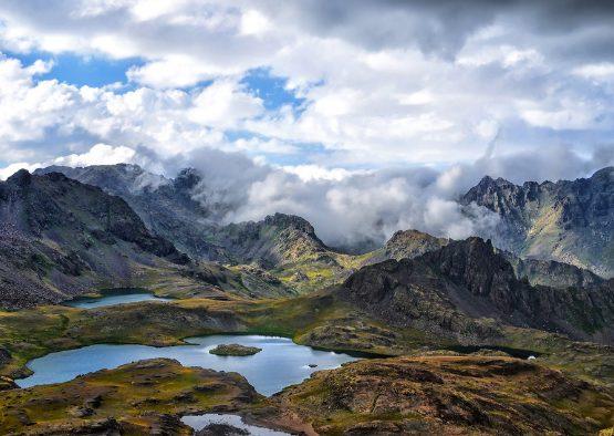 Turquie - Mont Kaçkar et Ararat