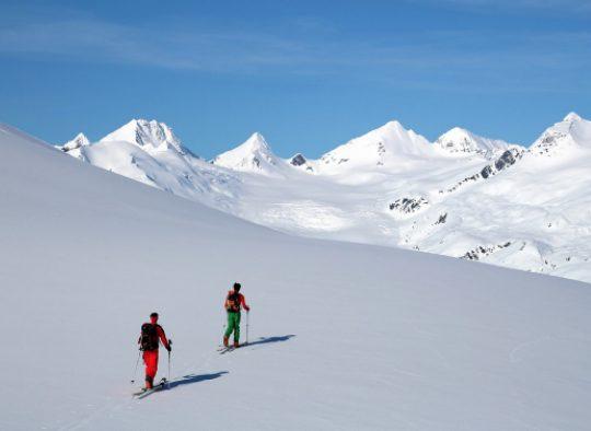 Alaska - Voyage à ski et visite panoramique du sud - Les matins du monde