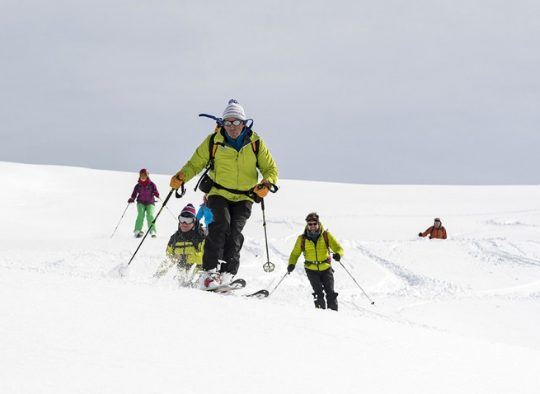 France - Ski et randonnées en Vanoise Maurienne