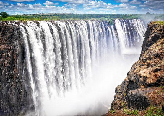 D'Harare aux Chutes Victoria - Les matins du monde