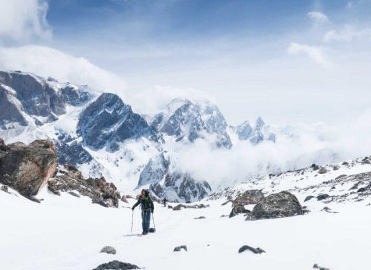 Tadjikistan - Exploration dans le massif de Fann