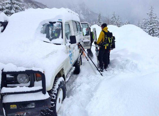 Albanie - Ski de randonnée dans la vallée de Valbona et région du Mont Korab