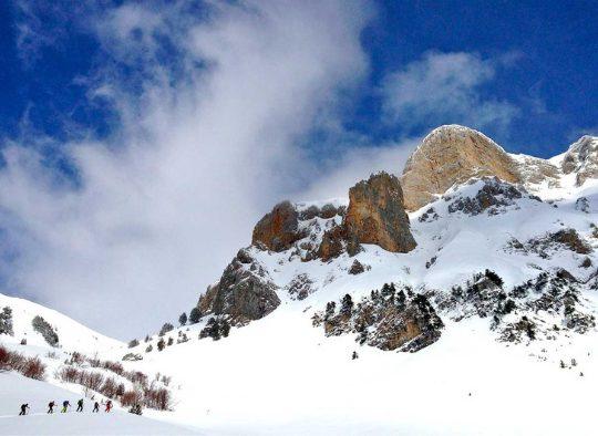 Ski de randonnée dans la vallée de Valbona et région du Mont Korab - Les matins du monde