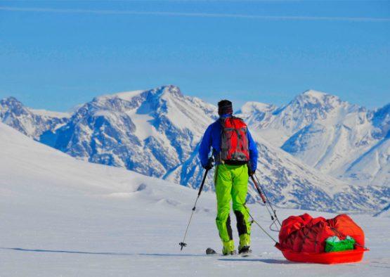 Raid à ski – La Grande traversée des Alpes - Les matins du monde