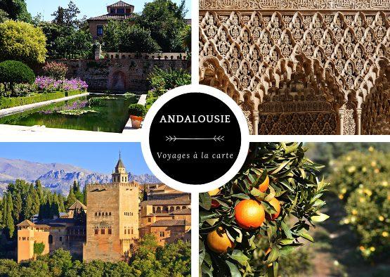 Andalousie - A la carte : votre voyage sur mesure - Les matins du monde