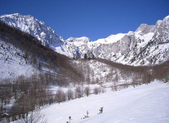 Kosovo - Raid à ski dans les Balkans, entre Kosovo, Macédoine et Albanie