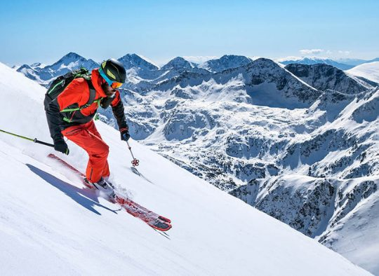 Bulgarie - Ski dans les massifs de Rila et Pirin