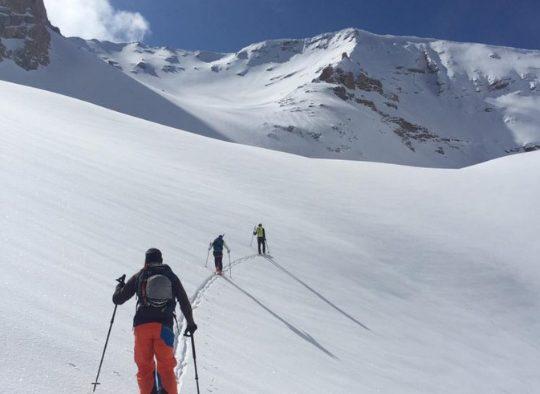 Ski sur les volcans de l'Araucanie - Les matins du monde
