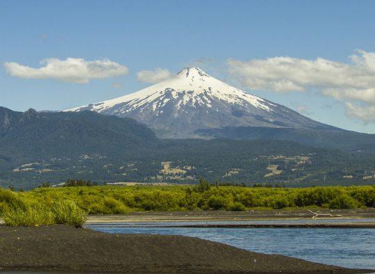 Sud Chili - Volcans et Lacs - Les matins du monde