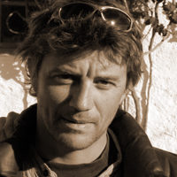 Damien Parisse - Sentiers à terre et sortie en mer