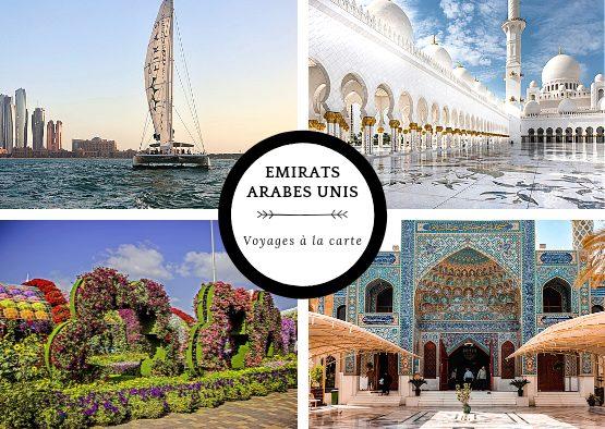 Emirats Arabes Unis - A la carte : votre voyage sur mesure - Les matins du monde