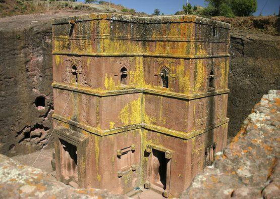 Ethiopie - Le plateau Abyssin - Les matins du monde