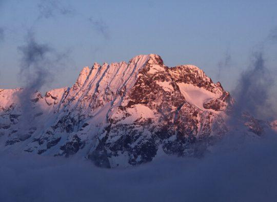 France - Grande Traversée des Alpes - Etape 2 : Ecrins - Les matins du monde