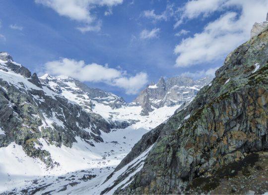 France - La Meije – Raid à ski d'exception
