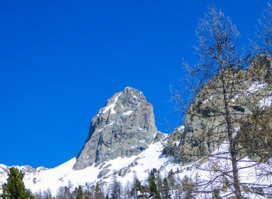 Haute Route du Mercantour – Raid à ski sauvage et alpin - Les matins du monde
