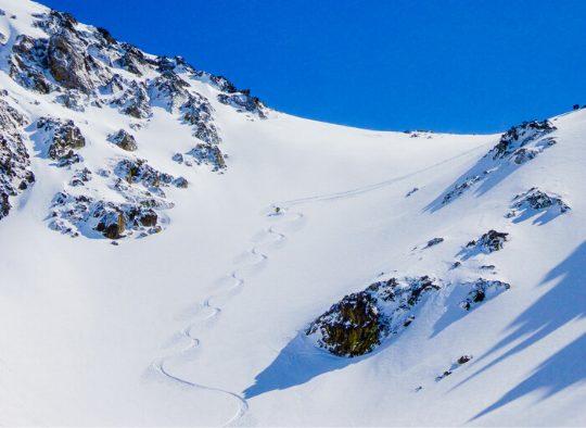 France - Haute Route du Mercantour – Raid à ski sauvage et alpin