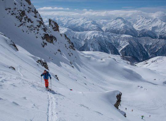 Géorgie - La plus belle traversée de village en village de Svanetie