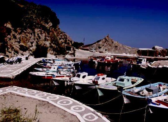 Grèce - Ikaria - l'île de tous les secrets