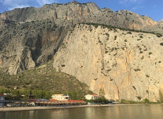 Grèce - Escalade en Peloponnese