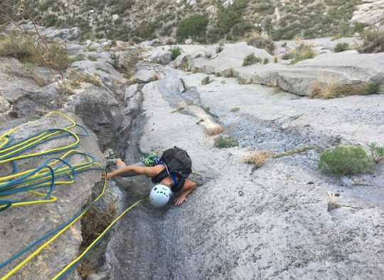 Escalade en Peloponnese - Les matins du monde