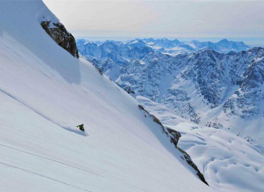 Groenland - Ski exploration d'Amassalik à Kuummuit
