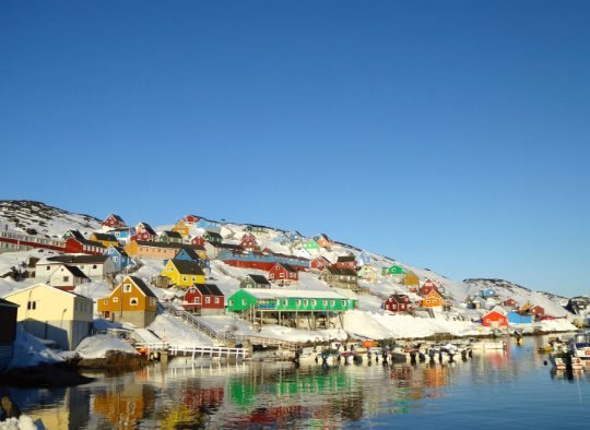 Groenland - Le plus beau ski au monde