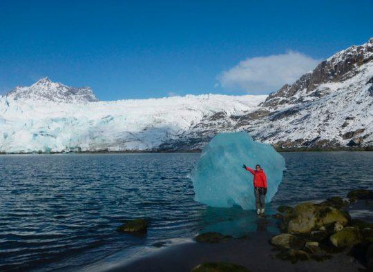 Groenland - Ski de randonnée - Région de Nuuk