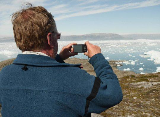 Groenland - Trek en terre Inuit