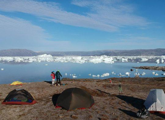 Trek en terre Inuit - Les matins du monde