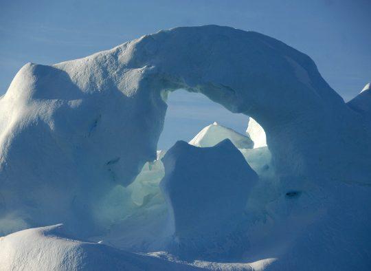 Groenland - Ski et bateau sur la côte Ouest