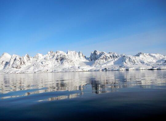 Groenland - Bateau - Ski de randonnée, côte ouest