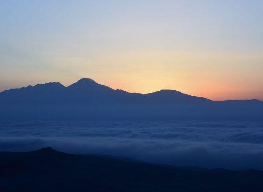 Exploration dans le massif de Sabalan - Les matins du monde