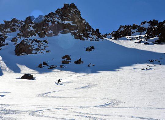Iran - Exploration dans le massif de Sabalan