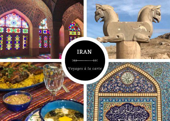 Iran - A la carte : votre voyage sur mesure - Les matins du monde