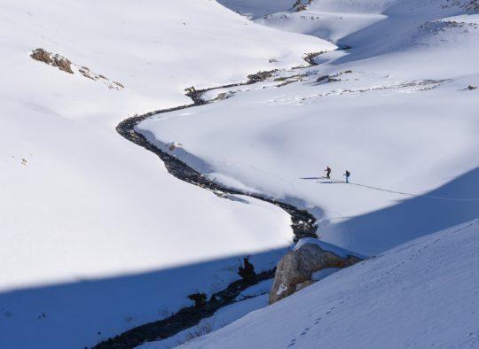 Iran - Exploration dans le Massif des Zagros
