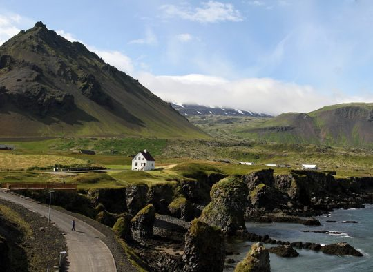 Islande - Péninsule des Trolls - Les matins du monde