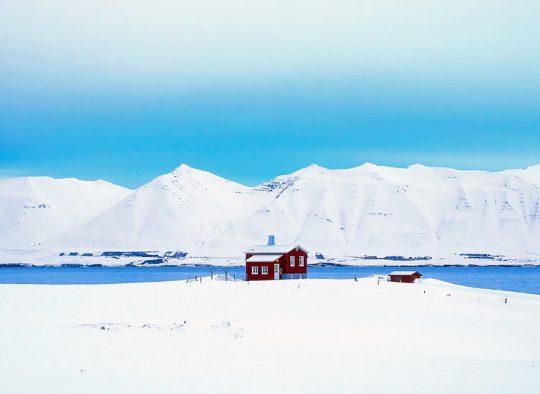 Islande - Péninsule des Trolls