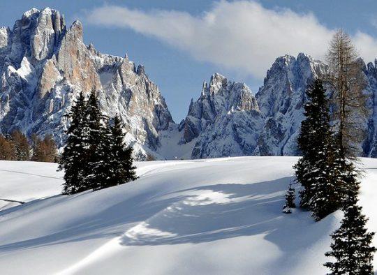 Traversée du Parc Naturel des Fanes – Haute Badia Dolomites - Les matins du monde