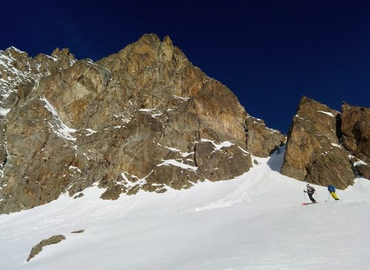 Italie - Ski de randonnée en Val Stura