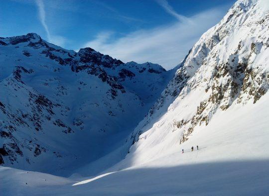 Ski de randonnée en Val Stura - Les matins du monde