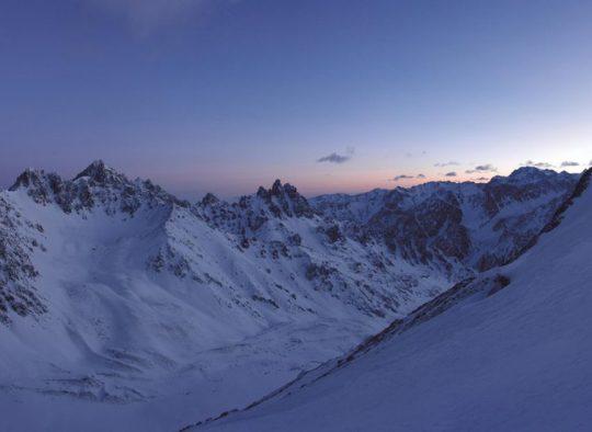 Ski au cœur de l'Asie Centrale - Les matins du monde