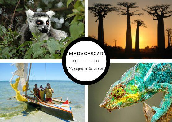 Madagascar - A la carte : votre voyage sur mesure - Les matins du monde
