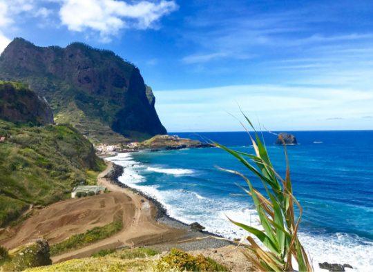 Madère - Sentiers à terre et sortie en mer