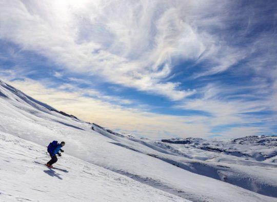 Maroc - Ski de randonnée dans le Massif du M'Goun - Les matins du monde